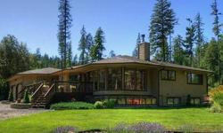 Take A Look At This One! INCREDIBLE CUSTOM-BUILT RANCHER on 7 beautiful acres of horse property! Too many upgrades to list. 17 skylights, oak-wrapped windows and solid 6 -panel doors throughout this almost 4000 square foot home. Open kitchen, huge master