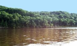 SOLD separately or with a cabin in the woods 7 miles apart A must see; one of a kind river lot with abundant fishing of the shore or on you boat, kayaking made easy. The ultimate recreational river property; a peaceful and relaxing spot on Wisconsin