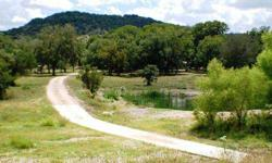 WATER, WATER, WATER, San Julian Creek runs through this 37 acre property. House is not in flood plain. Over 1800? of creek frontage. Springs did not dry up in 2009. Small lake has been recently cleaned out. Beautiful waterfalls on creek. Land has been
