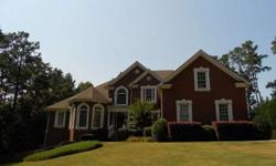Executive four sided brick home on private cul de sac in the Estate section of Ivey Falls minutes from Johns Creek. Over 2 acres of privacy with pool and finished Terrace Level that includes a media room and game rooms. Master on main with inlayed oak