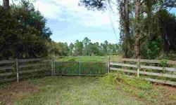 Fantastic 5 acre lot located directly off of Fruitville road ready for single family home or possible rezone with great road frontage.
