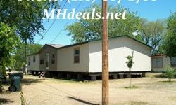 All electric 5 bed 3 bath double wide mobile home. 28x64 or 1792 square feet in size. Harboard siding and shingled roofing. Open floor plan with easy navigation. Step up garden tub and large shower in mater bathroom. Beautiful fireplace in living area.