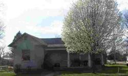 5/25/2012 Each unit rents for $325 per month and both are currently occupied.Units contain eletric ranges and refrigerators. Both have central air and forced air gas heat..Home sits on a 100 x 120 corner lot.Owner will consider financing. Listing