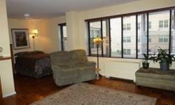 WebID 46548 Greenwich Village Alcove Studio for Sale in Full Service Building - Great Location http