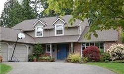 This beautiful home is located on a peaceful, cul de sac. Kathy Clark has this 5 bedrooms / 2.5 bathroom property available at 6302 136rh Place SW in Edmonds for $525000.00. Please call (425) 218-5999 to arrange a viewing.