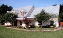 Hill country beauty in n texas! Sprawling acreage with wonderful views, sunsets from pool & outdoor liv area with granite, cooler, 4-burner grill. Ben Baker has this 4 bedrooms / 3.5 bathroom property available at 7277 County Rd in Anna for $530000.00.