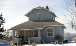 204 N Central Cason, Iowa for only $55,000 assessed value $68,680. 3+ bedrooms 2 1/2 car garage , nice woodwork, house has basement and dormer BR! Will consider seller financing. Agents protected, contact Pete 402-319-3120 or Janice 402-393-5262 or Pete