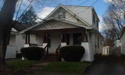 Fantastic opportunity awaits in this large Scotia bungalow located in a great neighborhood. There is structural damage to the foundation. 3rd party approval needed. Listing originally posted at http