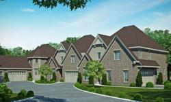 90% finished. Come tour. 1 of 6 beautiful new mckenna built townhomes. Two stories of gracious living space plus finished basement. 3 bedrooms, master suite, 2nd floor laundry, custom cabinetry, granite counter tops, hardwood floors, stainless appliances,