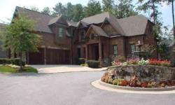 INCREDIBLE CUSTOM HOME,HIGH END FINISHES THROUGHOUT, FULL BSMNT,3 CAR GARAGE,4 SIDED BRICK,PROFESSIONAL KIT, COVERED PATIO W/OUTDOOR FP. GATED COMMUNITY CONVENIENTListing originally posted at http