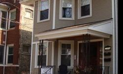 BEAUTIFUL 2-UNIT BUILDING IN HOT LINCOLN SQ W/BOTH A DUPLEX UP AND DOWN.EACH UNIT HAS 3BD/2BA, APPROXIMATELY 2000 SF EACH & SITS ON AN EXTRA WIDE LOT. UNITS FEATURE SEPARATE DINING ROOM AND ORIGINAL WOOD TRIM DETAILS. INDIVIDUAL HVAC SYSTEMS, UTILITIES,