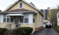 This 2 bedroom 1 bath has lots of storage space and partially finished attic could be easily completely finished for extra living space.New rugsSome hardwood floorsNew hot water heaterNew furnaceCentral AirNew fridgeClose to mall, on bus route, and near