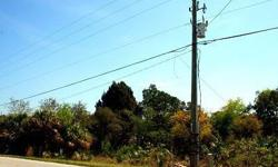 .9 acres (MOL) of vacant land zoned for Mobile Home use.Listing originally posted at http