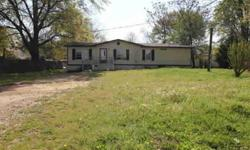 BANKOWNED FORECLOSURE. .50 ACRE RESIDENTIAL LOT LOCATED JUST OUTSIDE THE CITY LIMITS OF CRAWFORD. NO TITLE FOR MOBILE HOME ON PROPERTY