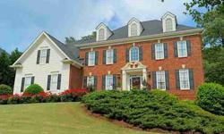 Great find in the Crooked Creek Golf Course Community. 640 Home Neighborhood boasts the areas finest amenities and one of the best locations in Milton/Alpharetta, GA. Gorgeous Brick home with side entry 3 car garage. Spacious Formal Dining Room with