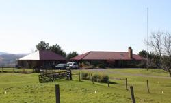 This farm is 117 acres in Wells Township - Bradford County - Pennsylvania. Three bedroom 2 bath home, detached oversized two-car garage, large old bank barn, newer pole barn, and small barn with two horse stalls. Additional features include pond, stream,