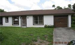 THIS IS NOT A SHORT SALE. Lender owned property and is marketed in AS-IS condition. As-is contract must be submitted with finance pre-approval or proof of funds. All information derived from third parties and believed to be correct. Buyer should confir