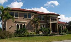 Short Sale - Bank Has Completed BPO -Beautiful Custom Built Waterfront Home.As you walk through this Breathtaking 4 Bedroom ,4 Bath 2-story Home you will see that it is a one of a kind dream come true.Entering through the Foyer you will see hand