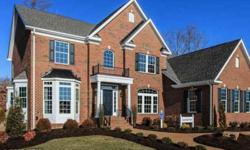 """To-be-built. Ryan homes brand new estates community """"the meadows""""."""
