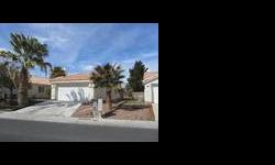 Forget renters' rules and embrace the rights of ownership with this 3-bedroom/2-bath home in North Las Vegas. the spacious master bedroom features a master bath with double sinks. This is a rare find at $70,000, so don't let this opportunity pass you by.