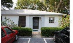 Opportunity and affordability! Perfect for the Florida get away or starter home. Condo offers quiet, well managed community, 2 bedrooms and 2 baths, and covered porch for relaxing. Close to everything! Just minutes to downtown Sarasota, shopping and t