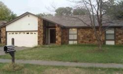 Great Investment Property. Larger home with lots of potential. Vaults, open, good sized yard fully fenced. A must see.Listing originally posted at http