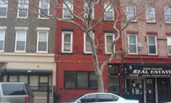 Good Solid Building to Live or Invest! 3-3 bedroom apartments and 1-2 bedroom apartment, full Basement.