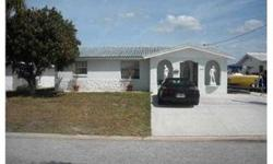 Short Sale! Repaired sinkhole home! Gulf access with a beautiful view. Very unique home on a quiet street. Property is realtor owned. Great buy! Bedrooms: 3 Full Bathrooms: 2 Half Bathrooms: 0 Lot Size: 0.13 acres Type: Single Family Home County: Pasco