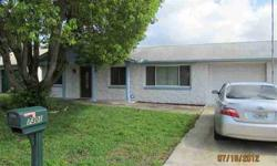 Short Sale. 2 bedroom/2 bath/ 1 car garage pool home. This home has a great layout and an unbelievable pool area. The pool area has lots of patio space and is great for entertaining. The home has updated bathrooms, newer windows, and a brand new hot water