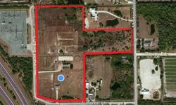 Horse property or land for development with parcels on Suncrest Lane, Cutting Horse Lane, and Morton Ave totaling approximately 22 acres +/- $675,000 or best offer.Parcel has a 12 stall horse barn with wash area on concrete pad with water supply and tie