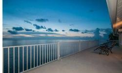 Sweeping, direct and completely unobstructed panoramic views of the Gulf of Mexico await you at this spectacular Gulf Front home! Sprawling 3452 heated sq feet of the ultimate Fl waterfront living and two huge open gulf front balconies to enjoy endless Fl