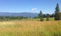 Affordable waterview lot just waiting for you to build your dream home and capture beautiful views of lake pend oreille, the pend oreille river & schweitzer mountain.