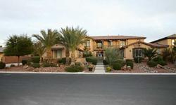 Beautifully customized home features 4,908 sq. ft., 5 bedrooms, 4.5 bath, gourmet kitchen with Viking s/s app., granite counters, espresso stained cabinetry, & huge walk in pantry & butler's pantry.Master bedroom has a sitting room with f/p, balcony, huge