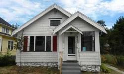 2 bed 1 bath with two family rooms & oversized kitchen. Wood floors. Large off street parking area. Partial unfinished basement with laundry. This is a Fannie Mae HomePath property. Purchase this property for as little as 3% down! This property is