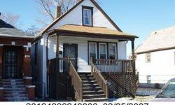This single-family home located at 7016 south paulina street, chicago il. This is a 3 bedrooms / 1 bathroom property at 7016 S Paulina St Chicago,IL in Chicago for $70400.00. Please call (312) 324-0525 to arrange a viewing.Listing originally posted at