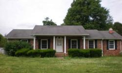 Cute 3 bedroom, 2 bath brick ranch. Spacious kitchen and dining rm. Relax on the private patio. Home is minutes from shopping, convenient location. Listing originally posted at http