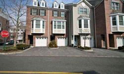 Upgrades, Upgrades, Upgrades!!! Fantastic Fanwood style town home with NYC views!! Custom tile floor, granite counters, maple cabinetry and custom back splash in gourmet kitchen. Maple hardwood floors. Custom painted. Crown moldings throughout. Full