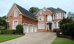 Prime alpharetta/north fulton county location highlights this awesome 4 sides brick traditional home in a fantastic swim/tennis/gated/guarded community convenient to ga400, parks, golf courses, shopping, restaurants, entertainment, and excellent schools!