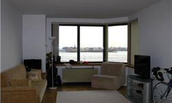 Ultra Bright and Spacious One Bedroom Condominium with Unobstructed Water Views. Wall-to-wall Windows. Mint Condition. Marble Bathroom. Hardwood floors. Lots of Closet Space. Full-Service building. It is one of the top rated Condominium in the city and