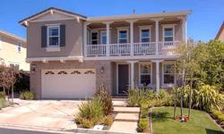 Gorgeous home in gated Stonebrae Country Golf Club with 24/7 guard in serene Hayward Hills.Hardwood floors.Kitchen with island,granite counters,Bosch appliances,premium cabinets.Jetted tub and marble counters in Master bath.Beautifully landscaped.Cozy