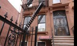 """SHOWING SUNDAY 12NOON to 3PM by Justin 516.770.4297 521 Gates Avenue, Brooklyn NY 11216 Between Marcy & Tompkins """"Today's Brownstone"""" Beautifully Restored 4-Story 3-Family Semi-Detached Designer Brownstone"""