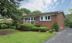 Stunning, Beautifully Renovated Bungalow In The Heart Of Don Mills. The Interior Has Been Exquisitely Reno'd With Modern,Open Kitchen Overlooking Livingrm And Diningrm, Cathedral Ceilings With Pot Lights And X-Wide Glass Doors To Entertainment Size Deck