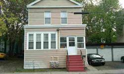 Good investment property, separate gas hot water heat, convenient to bus line.Listing originally posted at http