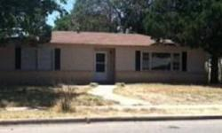 Good investment property. Close to TTU and Medical, recent carpet and paint. Large Living room with ceiling fans, Corner lot and Large back yard and two car detached garage.Listing originally posted at http