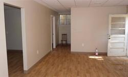 Good investment property. Over and under duplex in Grandview Plaza in need of some work. First floor unit needs flooring, paint etc. Basement is finished, needs kitchen set up and code requirements met for bedrooms. Has separate entrances for units. Could