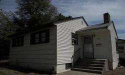 Great Location. Fantastic 720 Sq. Ft. Shop. Bring Your Tool Belt. Investor or Home Owner. Some Vinyl Siding and Windows, Newer Gas Furnace, Includes Range, Fridge, Washer & Dryer. Great Buy--Conventional, Cash, or 203K PossibleListing originally posted at