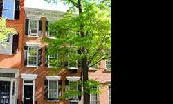 Single home or Live with income - you decide - in this well maintained three unit townhouse on Charlton Street between 6th Avenue and Varick in Soho.Located in PS 3 school district. Charlton Street is one of the great historic streets in New york City and