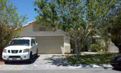 Nice 4 bedroom property for sale, nice landscaping this home has been maintained in great condition. This is a short sale To get pre-qualified please call Larry Garlutzo at (702) 355-3228 or email at Larry.Garlutzo@impaccompanies.com, NMLS #289076,NV