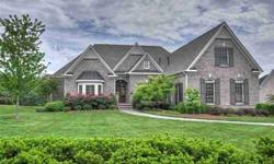 WELCOME TO POPULAR ANNANDALE - THIS HOME FEAURES 1 LEVEL LIVING WITH A BONUS ROOM/MEDIA ROOM UP - CUSTOM GOURMET KITCHEN - GRANITE COUNTERS - STAINLESS APPLIANCES - COVERED PATIO AND OUTDOOR LIVING SPACE - LARGE MASTER SUITE - JACUZZI - SEPARATE
