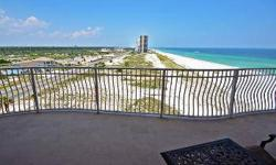From the moment you walk into this gorgeous residence you will be captivated by the sweeping view of blue-green Gulf waters through floor-to-ceiling glass and panoramic Eastern views of the island and Gulf of Mexico. This open, split floor plan with